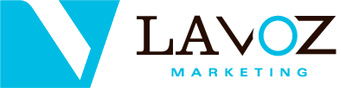Lavoz Marketing Logo