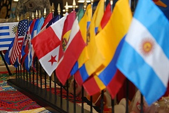 Flags For Hispanic Heritage Month
