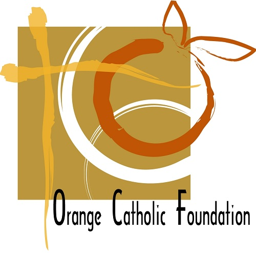 Orange Catholic Foundation Logo