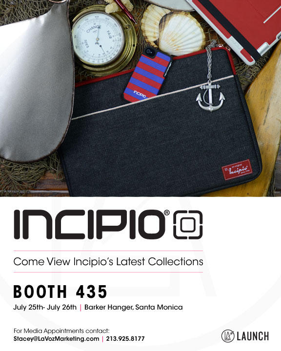 Launch_Incipio Media Invite